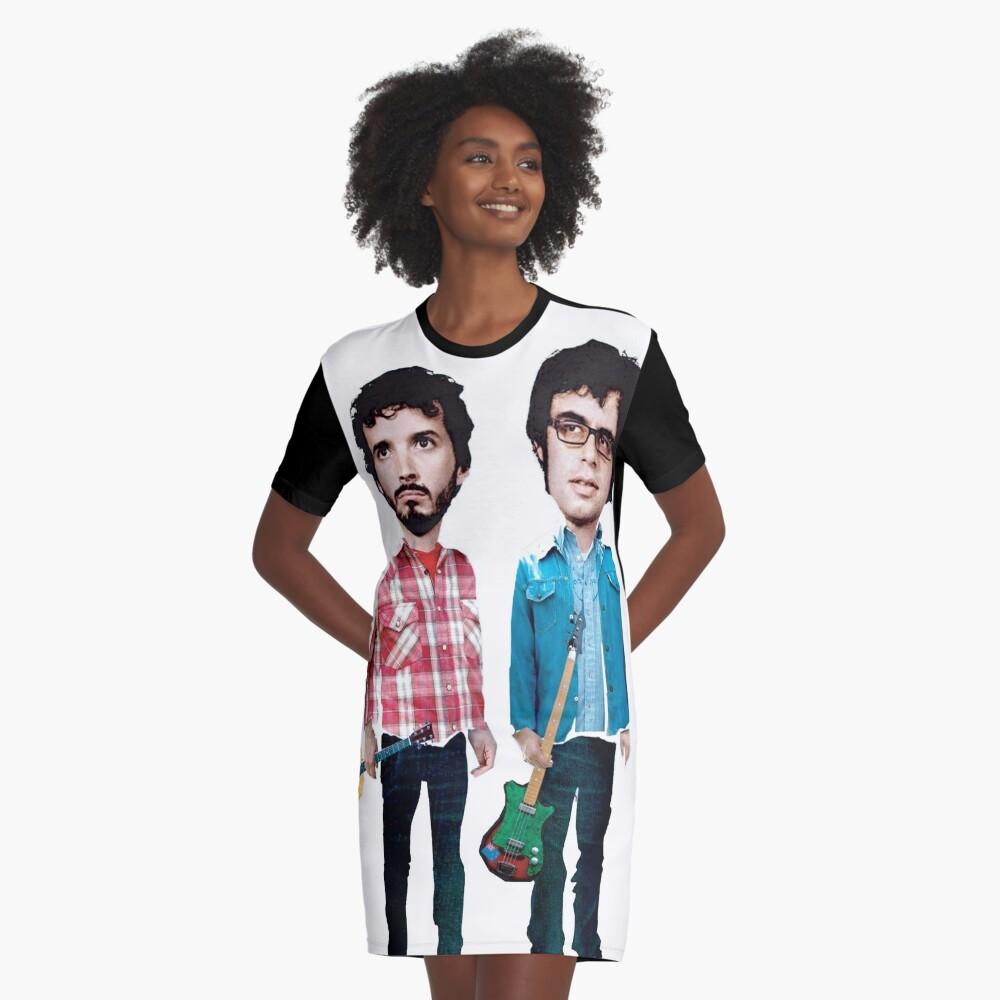 Vuelo de los Conchords Vestido camiseta
