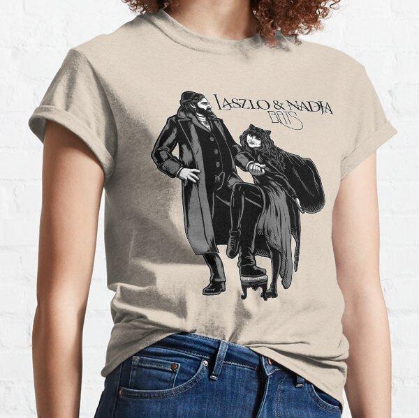 Laszlo & Nadja album cover Classic T-Shirt