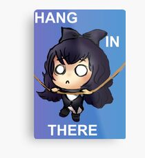 [RWBY] Hang in There! Metal Print
