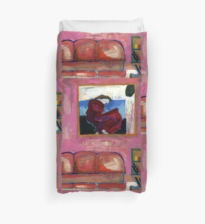 My Friend's Bordello 9 Duvet Cover