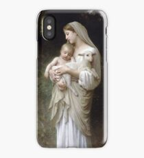 Innocence by William Bouguereau iPhone Case