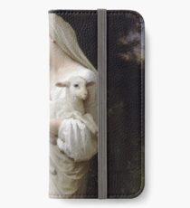 Innocence by William Bouguereau iPhone Wallet/Case/Skin