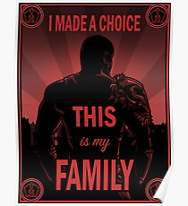Grog's New Family Poster