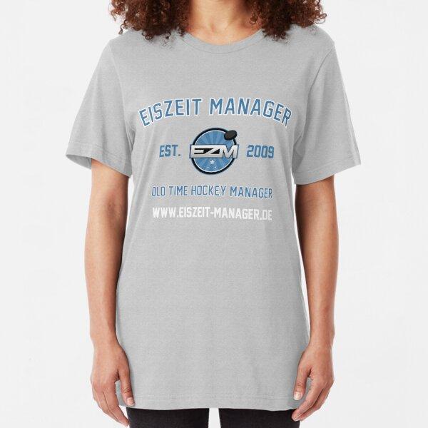 Eiszeit Manager - Original Slim Fit T-Shirt