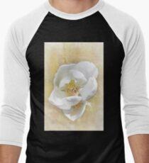Sweet Southern Magnolia Men's Baseball ¾ T-Shirt
