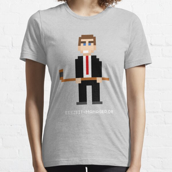 Eiszeit Manager - Manager Style Essential T-Shirt
