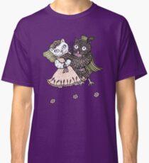 Owl & The Pussycat Waltz Classic T-Shirt