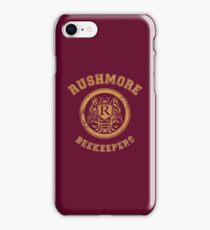 Rushmore Beekeepers Society iPhone Case/Skin