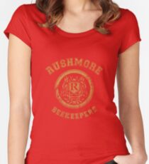 Rushmore Beekeepers Society Women's Fitted Scoop T-Shirt