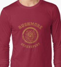 Rushmore Beekeepers Society Long Sleeve T-Shirt