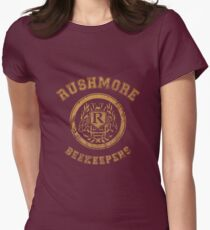 Rushmore Beekeepers Society Women's Fitted T-Shirt