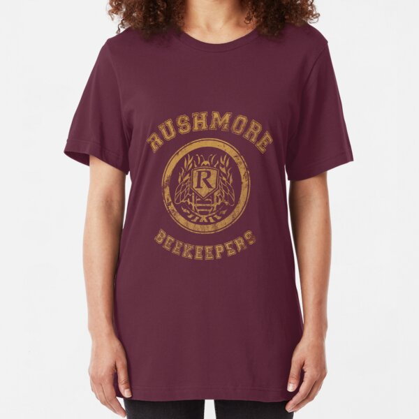 Rushmore Beekeepers Society Slim Fit T-Shirt