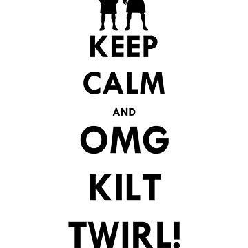OMG Kilt Twirl by stormygt