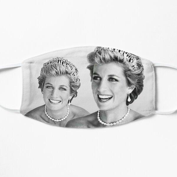 Princess Diana Vintage 90s Flat Mask