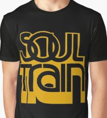 SOUL TRAIN (YELLOW) Graphic T-Shirt