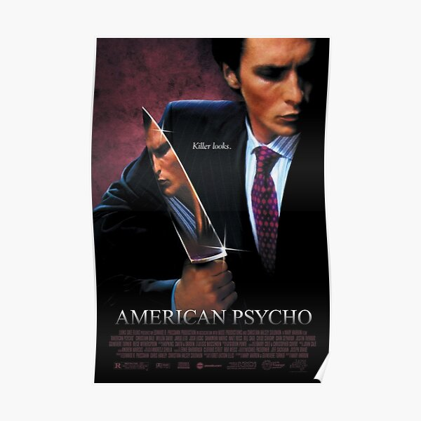 American Psycho Movie Cover Poster