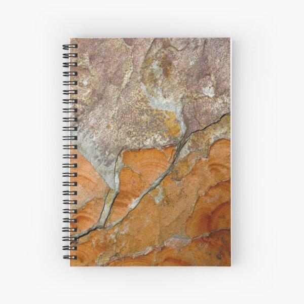 hot slate Spiral Notebook