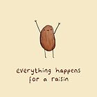 Everything Happens for a Raisin by Sophie Corrigan