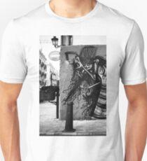 el arte de la calle Unisex T-Shirt