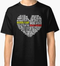 Wayhaught quotes - best of ; Classic T-Shirt