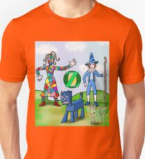 The Patchwork Girl and Friends T-Shirt