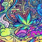 Psychedelic Slug  by omni solaris
