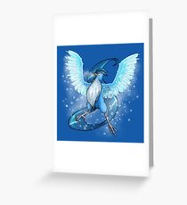 Articuno BITTER FROST Edition Greeting Card