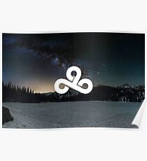 Cloud9 - Winter Wonderland Poster