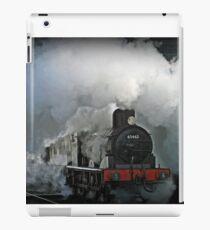 Smoke Screen iPad Case/Skin
