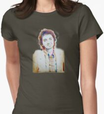 Ronnie Lane Womens Fitted T-Shirt