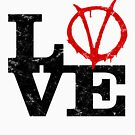 Liebe V wie Vendetta von Coccomedian