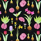 Spring Bulbs and Brains  by Zoe Lathey