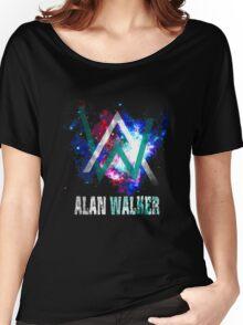 alan galaxy Women's Relaxed Fit T-Shirt