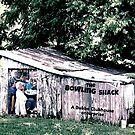 """""""The Bowling Shack""""... prints and products by Bob Hall©"""