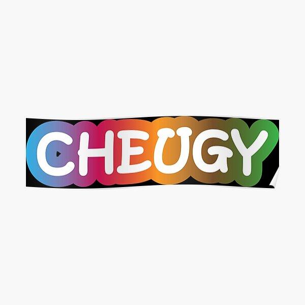 Cheugy Poster