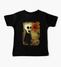 Halloween Skull Dude Kids Clothes