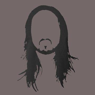 Steve Aoki Shirt by maumauuu