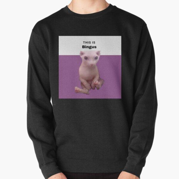 This is Bingus Pullover Sweatshirt