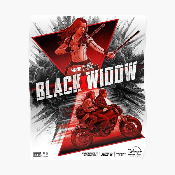 on ride widow Poster