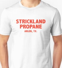 Strickland Propane – King of The Hill, Hank Unisex T-Shirt