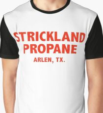 Strickland Propane – King of The Hill, Hank Graphic T-Shirt