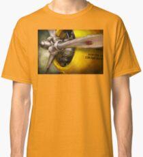 Plane - Pilot - Prop - Twin Wasp Classic T-Shirt