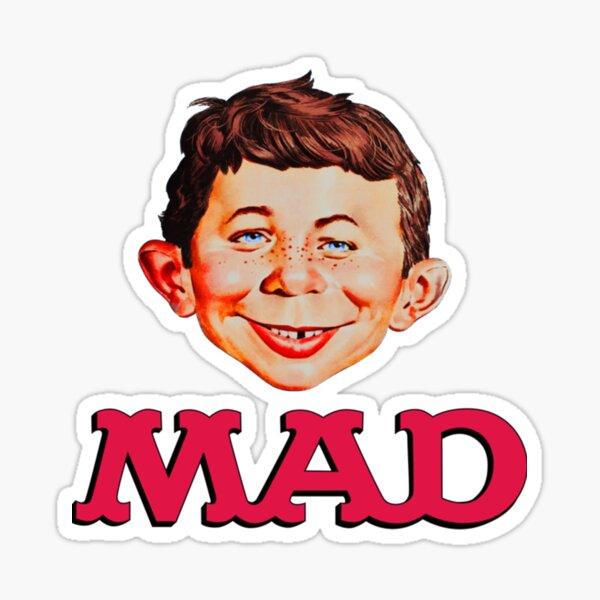 Mad Magazine Shirt, Sticker, Mask | Perfect Gift Sticker