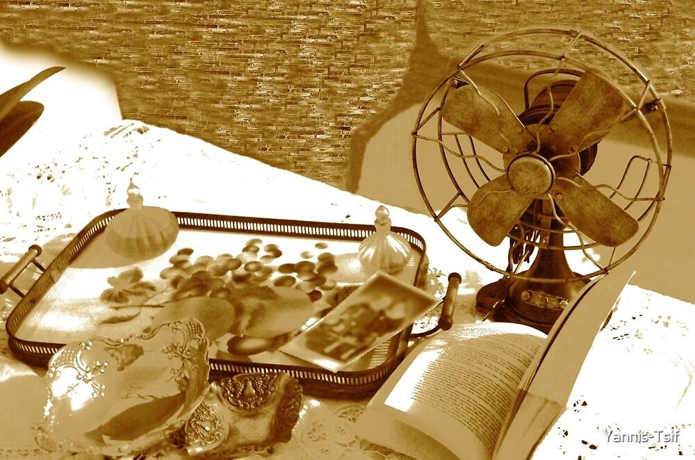 """""""memories"""" ,vintage style  by Yannis-Tsif"""