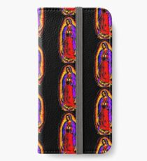 Mary's Glow iPhone Wallet/Case/Skin
