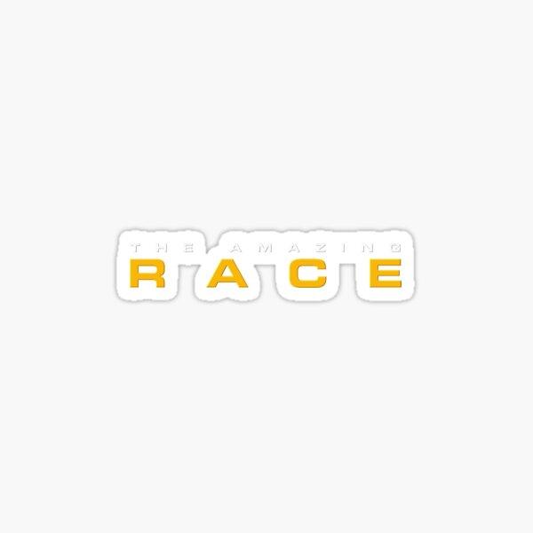 THE AMAZING RACE SHOW Sticker