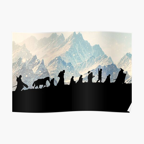 The Fellowship  Poster