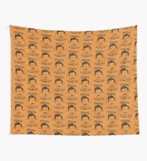Ron Swanson - Please & Thank you Wall Tapestry