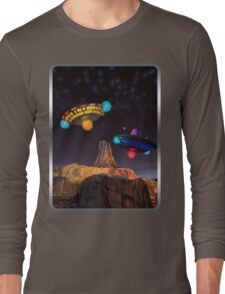 CE3K UFOs V2 Long Sleeve T-Shirt