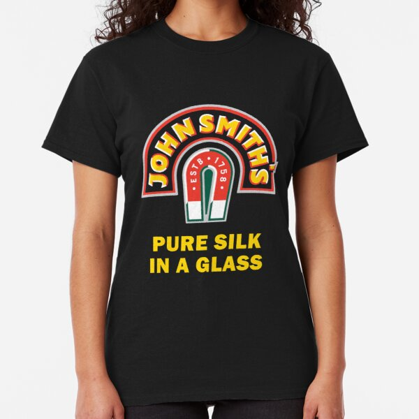 JOHN SMITH PURE SILK GLASS BEER Classic T-Shirt